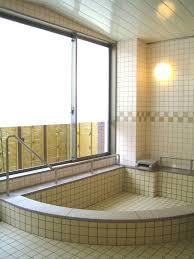 老人福祉センターの浴室