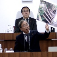 2014.9月議会 中庭ニュース用